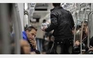 3 اپیزود از زندگی دستفروشان مترو