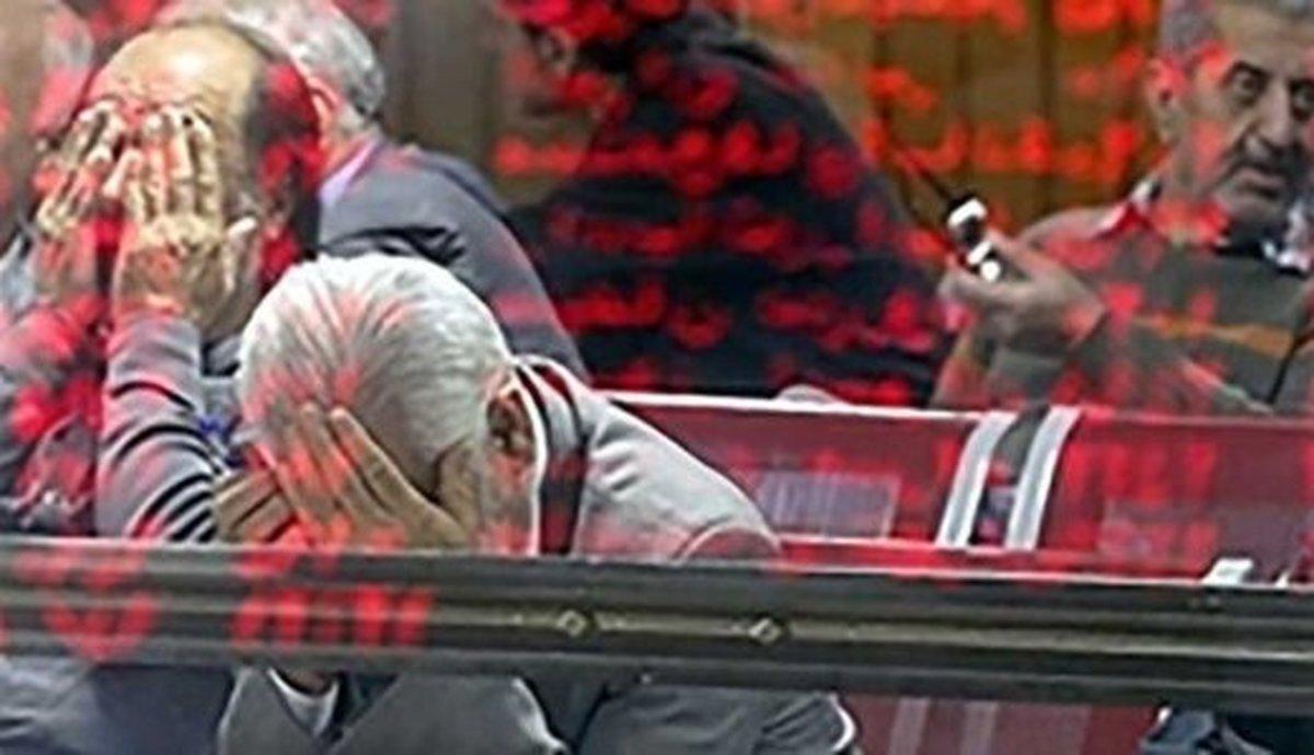 روز ترسناک بورس تهران