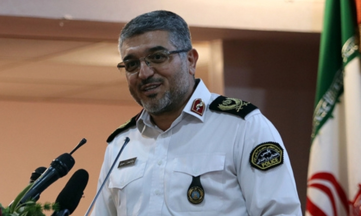 ناجا      آغاز محدودیت ورود و خروج به مراکز استانها از فردا صبح