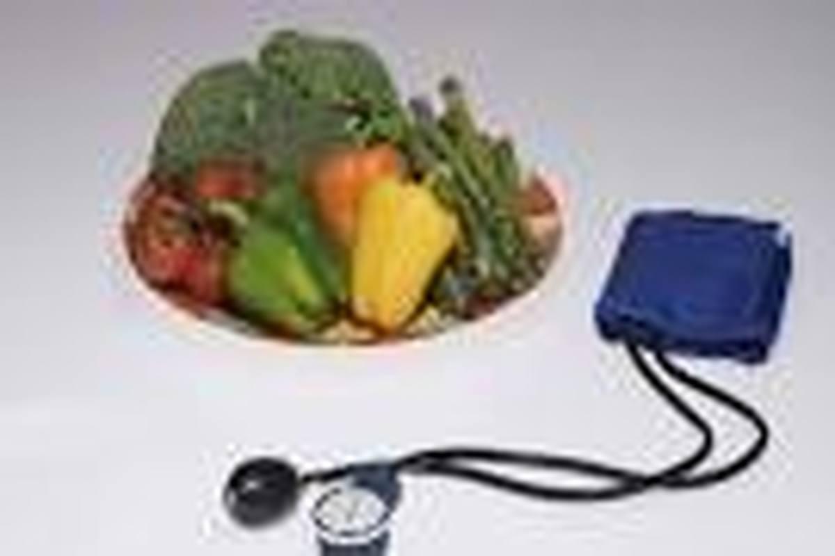 کنترل فشارخون با این خوراکیها