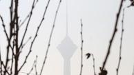 """هوای تهران همچنان در وضعیت """"ناسالم"""""""