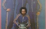 حمید احتشامزاده قهرمان سابق پینگ پنگ ایران در فرانکفورت درگذشت