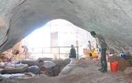کشف حضور 45 هزار ساله انسان در قزوین