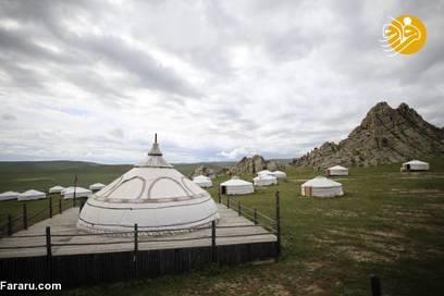 زادگاه چنگیزخان مغول