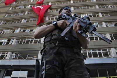 برکناری بیش از ۲۸۰۰ قاضی و دادستان در ترکیه
