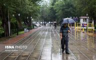 باران شمال کشور را در بر میگیرد