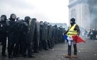 ایندیپندنت از خشونت افسارگسیختهی پلیس فرانسه میگوید