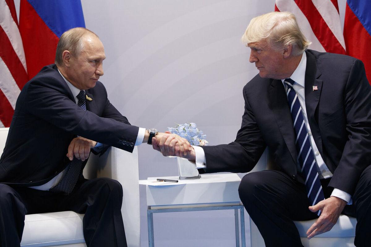 ترامپ سالها عامل روسیه بوده ؟