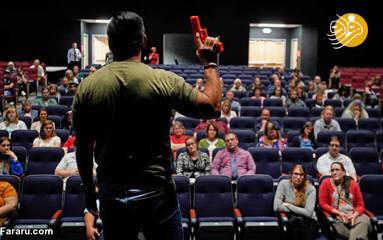 آموزش خلع سلاح به معلمان در آمریکا