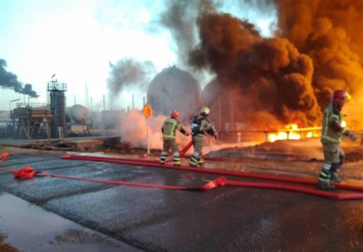 حادثه آتش سوزی در محل مسکونی  رخ نداده است