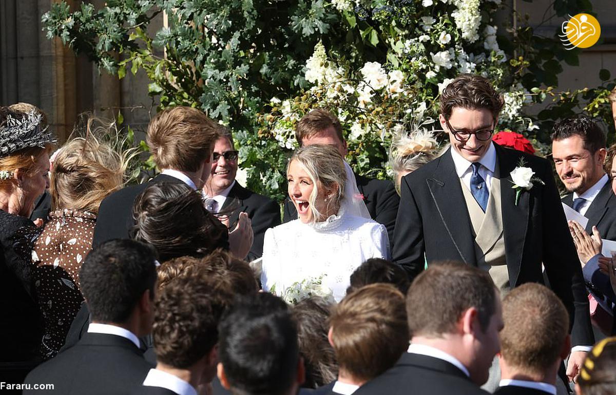 جشن عروسی خواننده زن