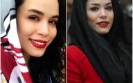 فوری/ ملیکا شریفی نیا عزادار شد + عکس