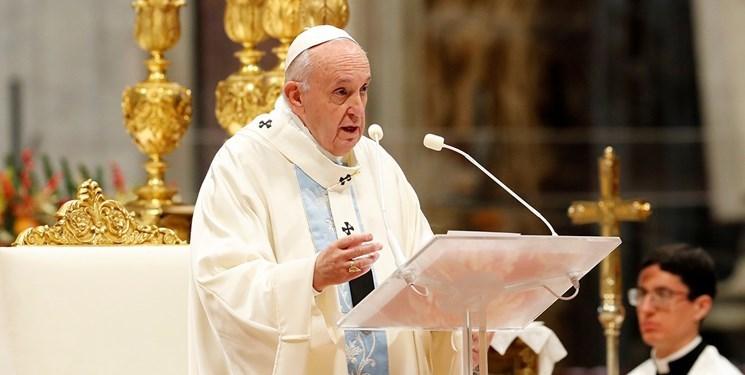 پاپ درباره بحران پناهجویان: دریای مدیترانه بزرگترین قبرستان اروپا شده