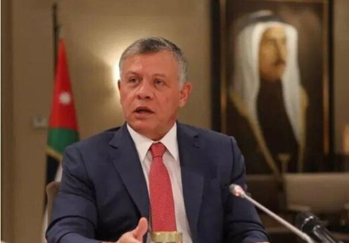 شاه اردن به رئیسی تبریک گفت