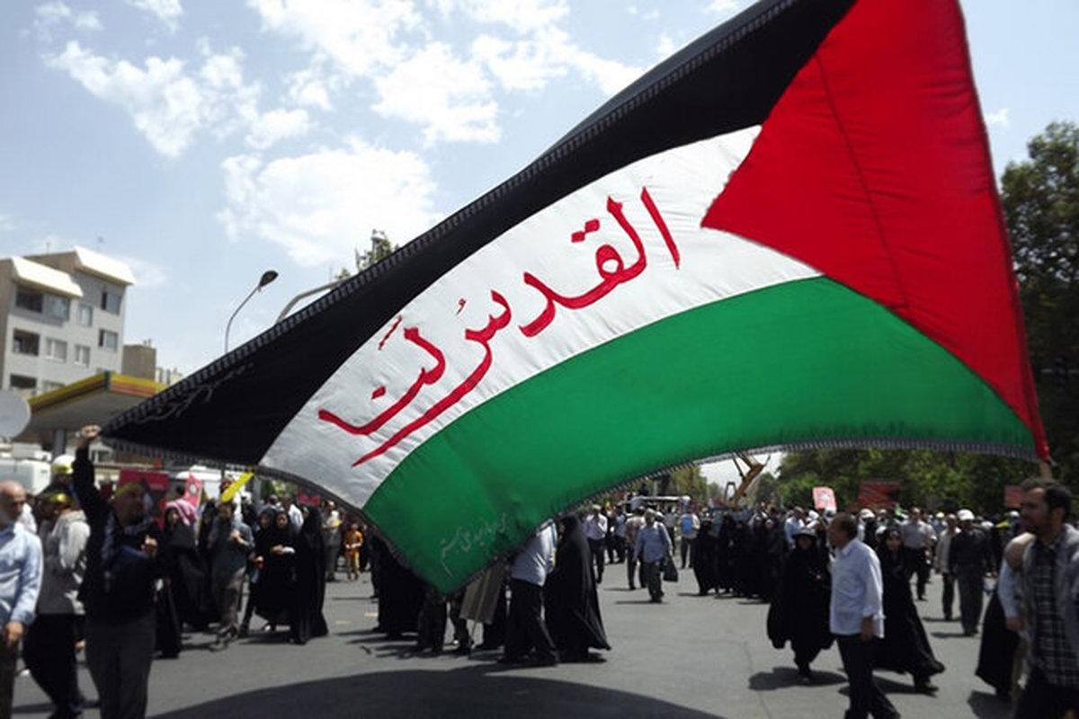 سپاه: شعلههای انتفاضه و مقاومت فلسطین خاموش نخواهد شد