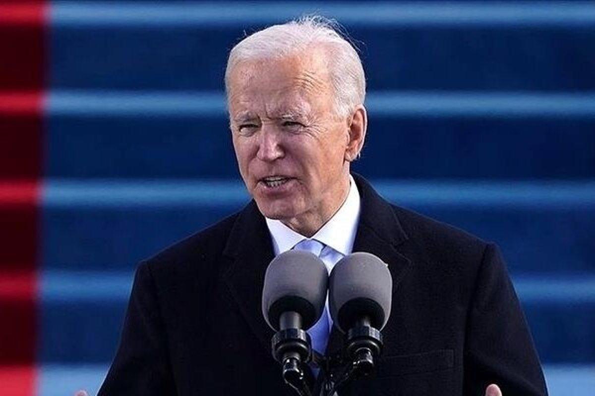 بایدن: آمریکا به رصد و خنثی کردن هر تهدید تروریستی در افغانستان ادامه میدهد