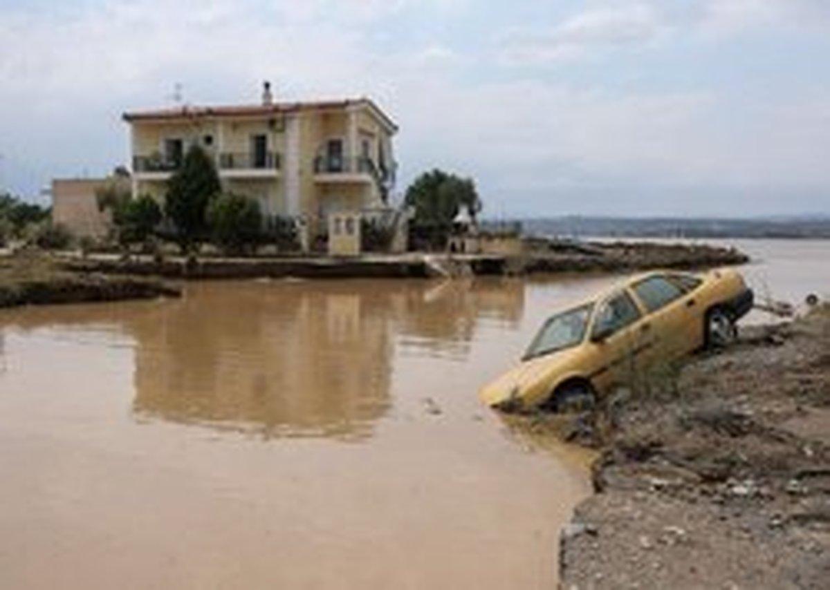 آسیب گسترده طوفان و تگرگ در شرق اروپا و روسیه