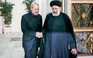 دوقطبی انتخابات با نامزدی رئیسی و لاریجانی| رئیسی و لاریجانی دو نامزد پرحاشیه انتخابات