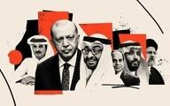 تمامی دشمنان قدیمی در خاورمیانه به فکر صلح و آشتی افتاده اند