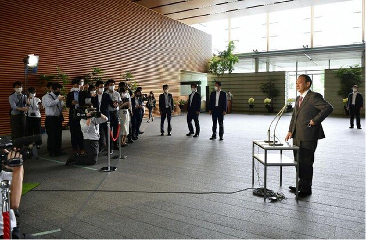 نخستوزیر ژاپن متعهد شد انتظارات مردم کشورش را برآورده کند