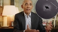 باراک اوباما : اشیاء ناشناس پرنده وجود دارند