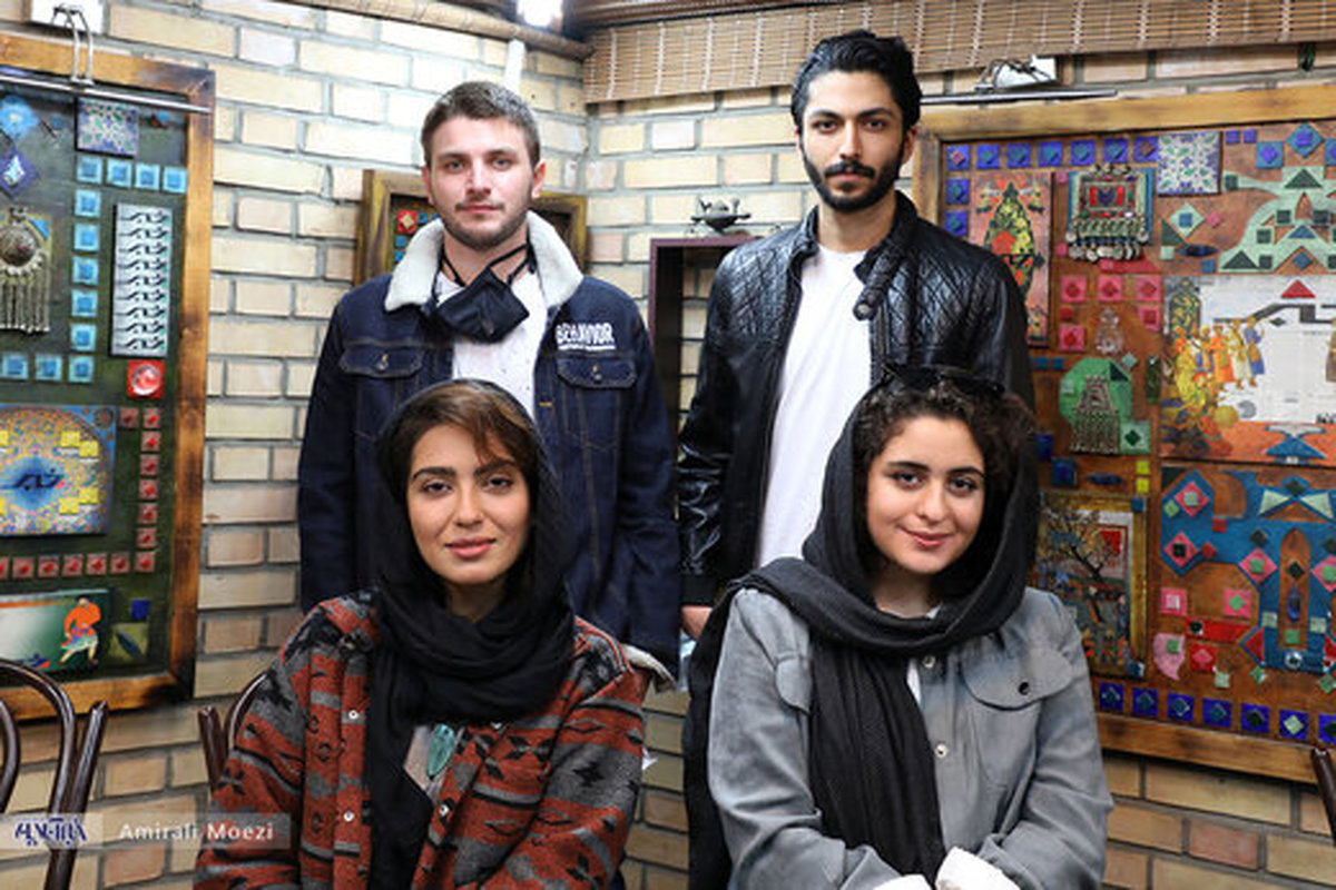 شهاب حسینی  |   الگوی بازیگران جوانِ سریال «از سرنوشت»شهاب حسینی است