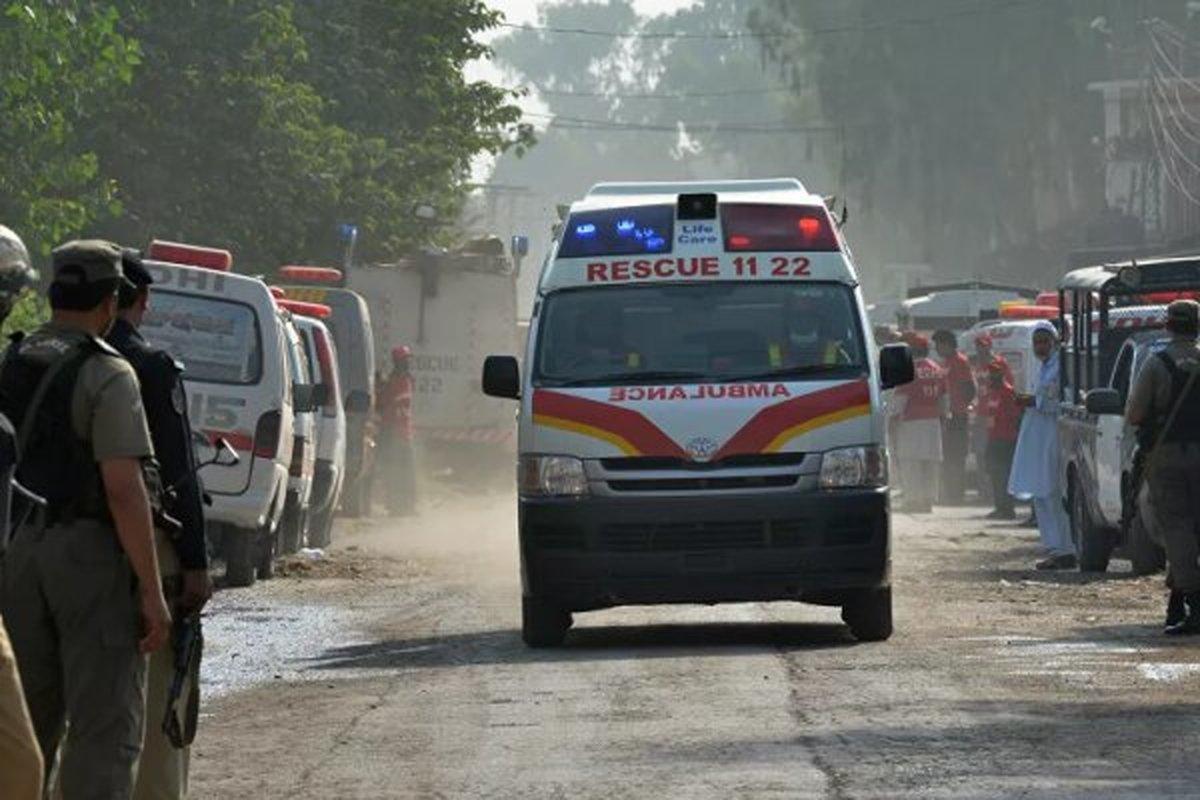 انفجار بمب در مسیر خودروی حامل اتباع چین در پاکستان