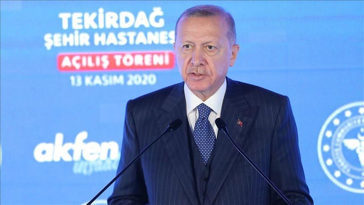 اردوغان     واکسن کرونا نباید فدای سود شرکتها شود