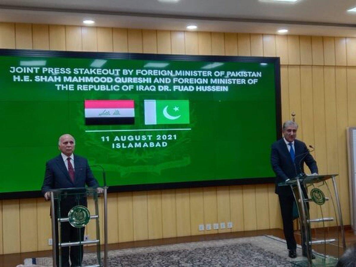 وزیرخارجه عراق:  مذاکره ایران و عربستان در بغداد