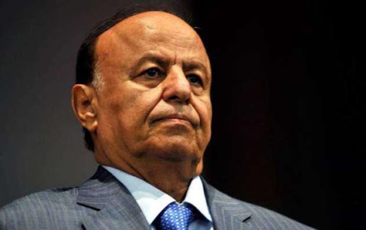 رئیس جمهور مستعفی یمن    تشکیل کابینه جدید در یمن صادر کرد
