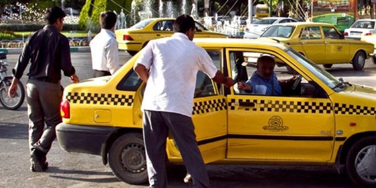 افزایش ۲۰ تا ۲۵درصدی کرایه تاکسی  پس از طی مراحل قانونی