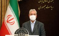 سخنان سخنگوی دولت در پخش زنده تلویزیونی قطع شد