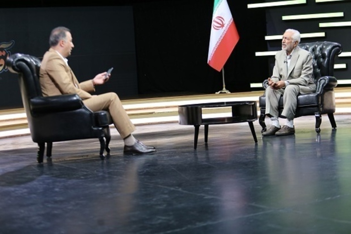 مصاحبه کامل و جنجالی محمد دلاوری با سید محمد غرضی در برنامه آقای رئیس جمهور + فیلم