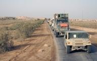 حمله به کاروان آمریکا در استان بصره عراق