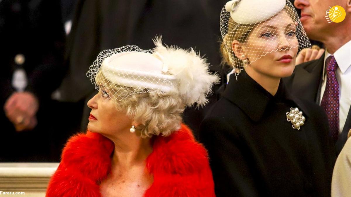 (تصاویر) جشن ازدواج سلطنتی در روسیه؛ اشرافزادگان گردهم آمدند
