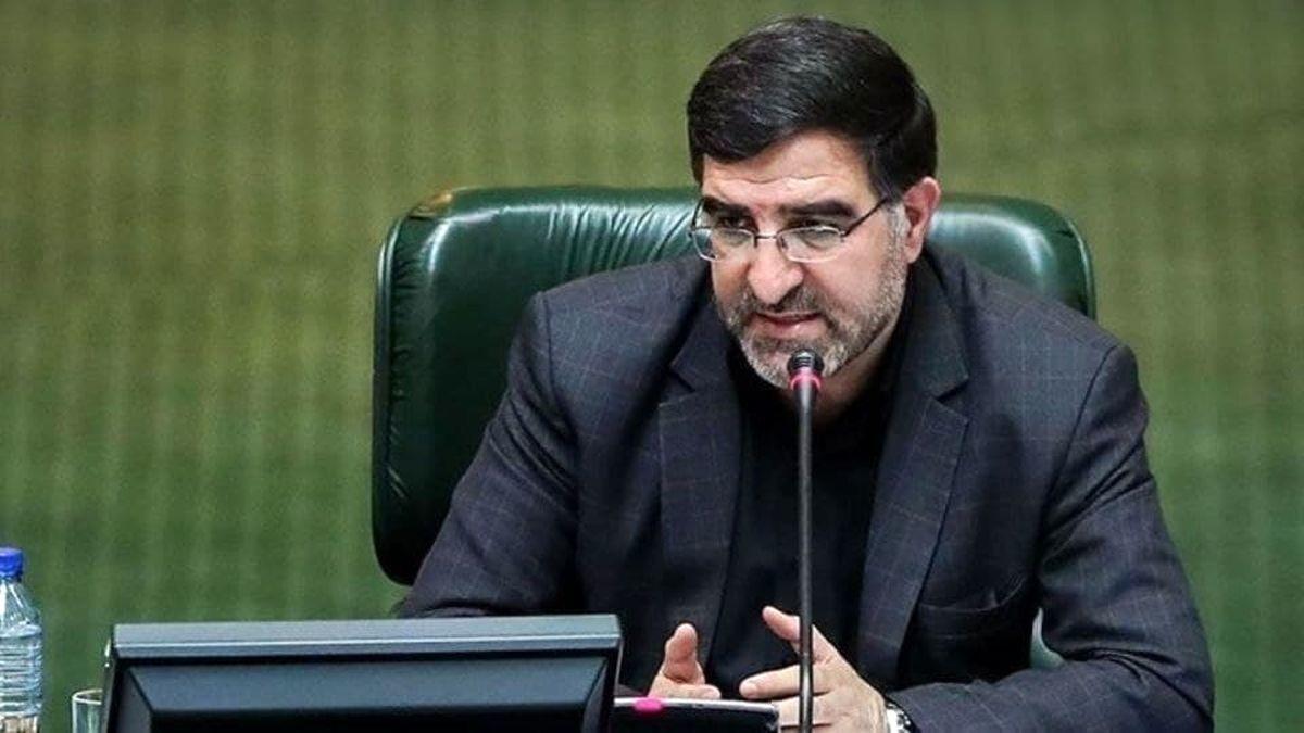 نامه رئیس مجلس به رهبری درباره نقش مجلس در ستاد ملی مبارزه با کرونا