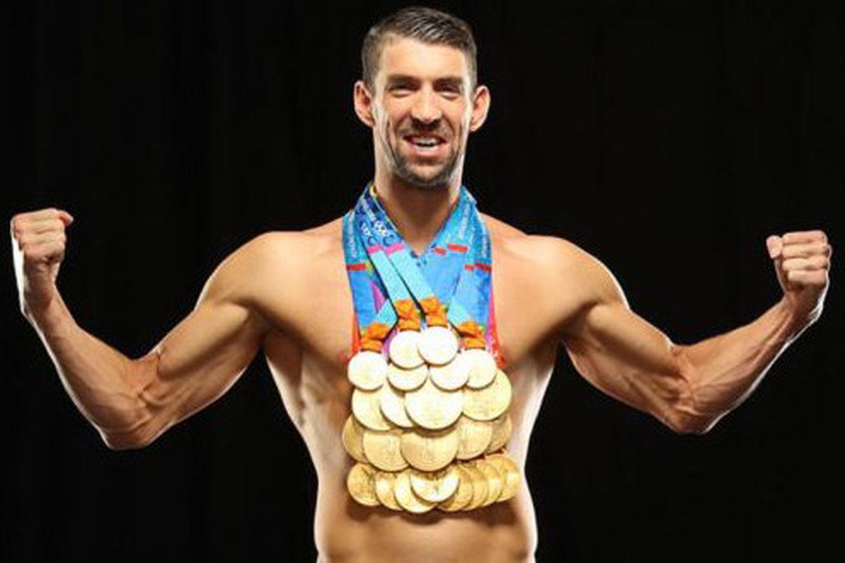 ترس همسر مایکل فلپس از احتمال خودکشی پرافتخارترین ورزشکار المپیک