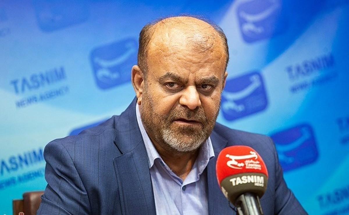 """""""رستم قاسمی"""" کاندید انتخابات ۱۴۰۰ شد"""