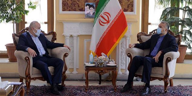امیرعبداللهیان: کاخ سفید، دوست داعش میماند
