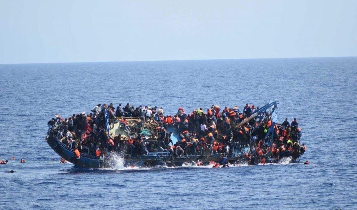 ۴۱ مهاجر غیرقانونی در آبهای تونس غرق شدند