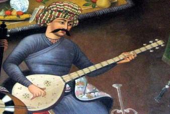سه تار ابزار دیپلماسی شاه عباس کبیر