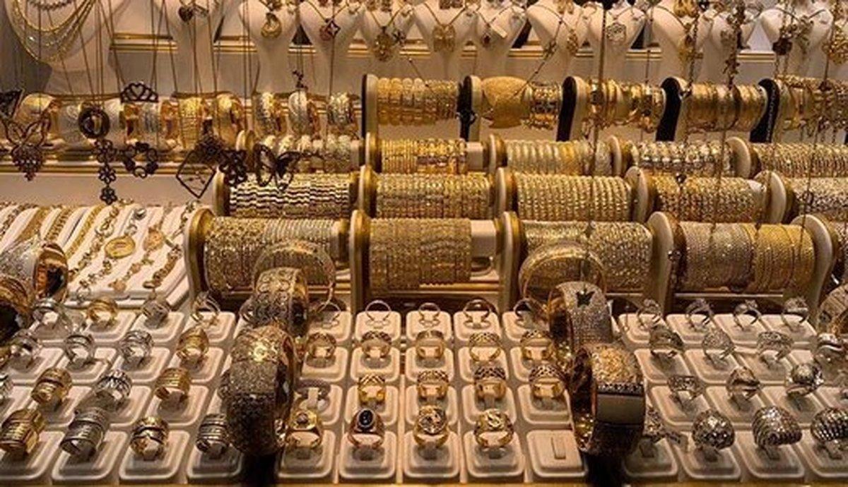 کاهش عرضه و تقاضا طلا و سکه در بازار