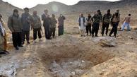 تروریستهای طالبان | کشف گور دسته جمعی در شمال غرب پاکستان
