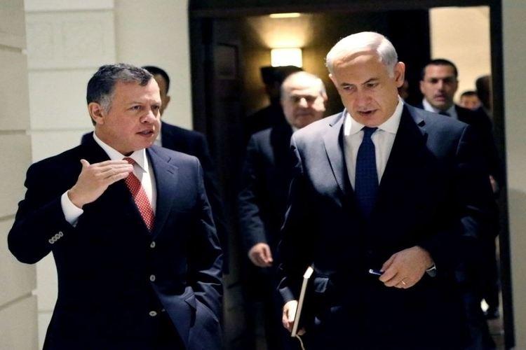 منطقه در انتظار یک برخورد بزرگ بین اردن و اسرائیل است