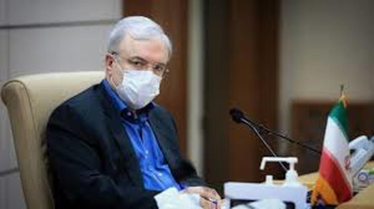 وزیر بهداشت:  در ایران هیچ وجهی برای استفاده از داروهای کرونا دریافت نشده است