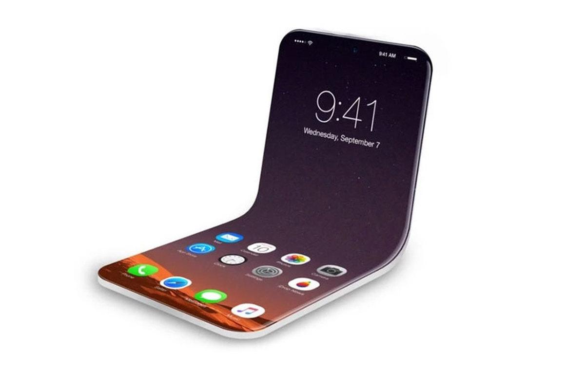احتمال تولید گوشیهای تاشو توسط اپل