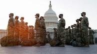 تحلیف جو بایدن    ۲ نیروی گارد ملی آمریکااخراج شدند