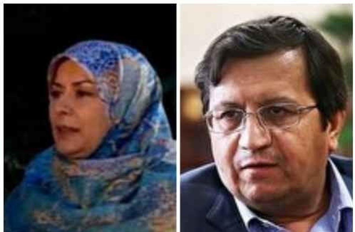 انتخابات دوره ریاست جمهوری   دلیل حضور فعال همسر همتی مشخص شد