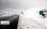 هوای ایران از چهارشنبه برفی میشود