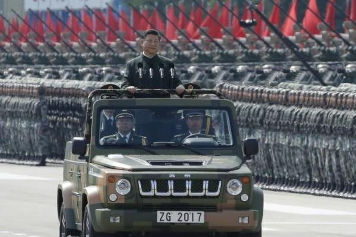 چین تا سال ۲۰۴۰ تبدیل به ابرقدرت می شود